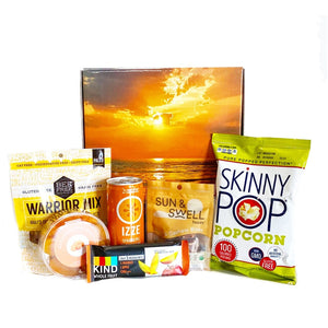 Be Healthy Gift Basket