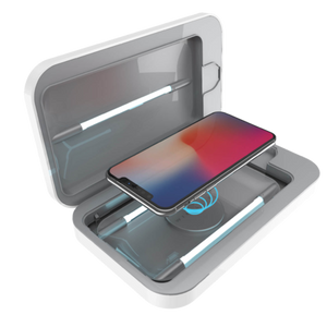 PhoneSoap UV Sanitizer Wireless Charger