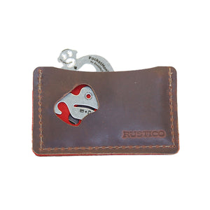 Pocket Monkey with Leather Bottle Opener Sleeve
