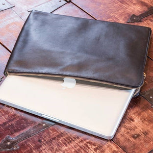 Leather Tech Folio