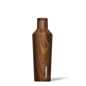 CORKCICLE Walnut Wood Canteen, 16 oz