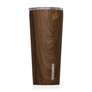 CORKCICLE Walnut Wood Tumbler, 24 oz