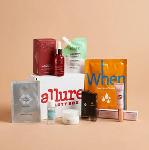 Allure 3-Month Beauty Subscription Box