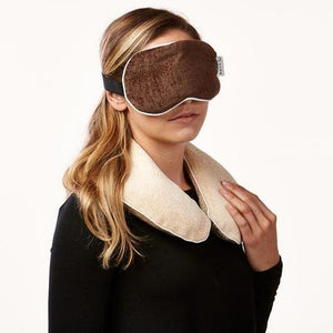Heatable & Chillable Eye Mask and Neck Wrap