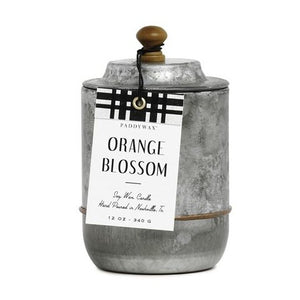 Paddywax Homestead Orange Blossom Candle