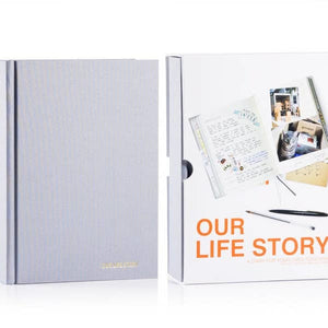 Our Life Story Keepsake Book