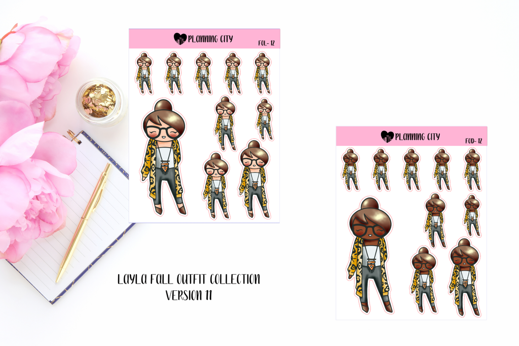 Layla Fall Outfit Collection V12