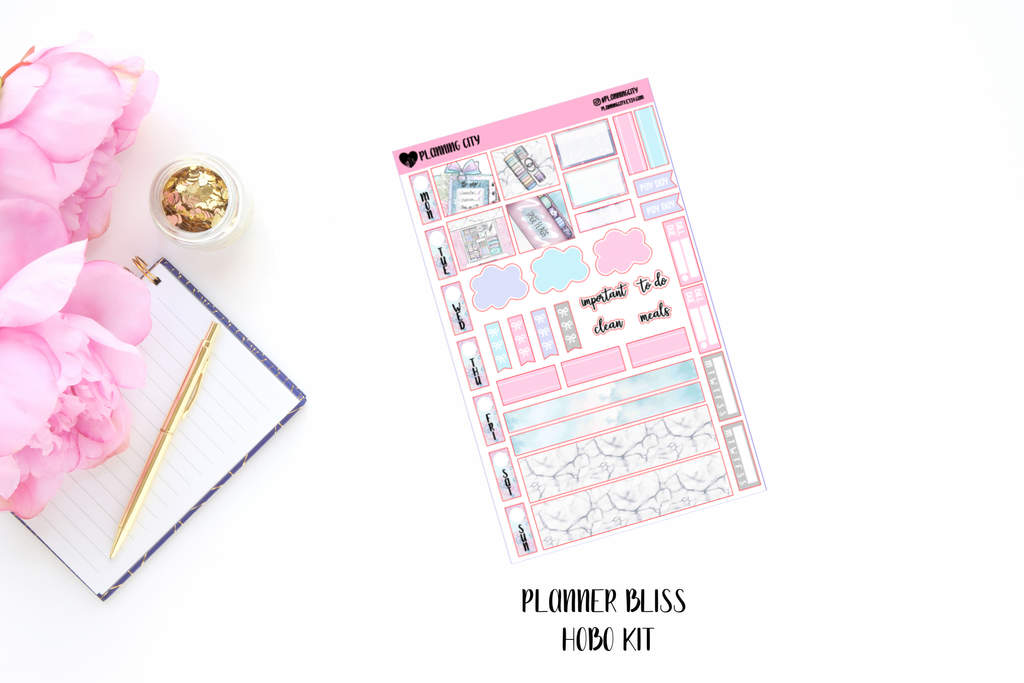 Planner Bliss Hobo Kit