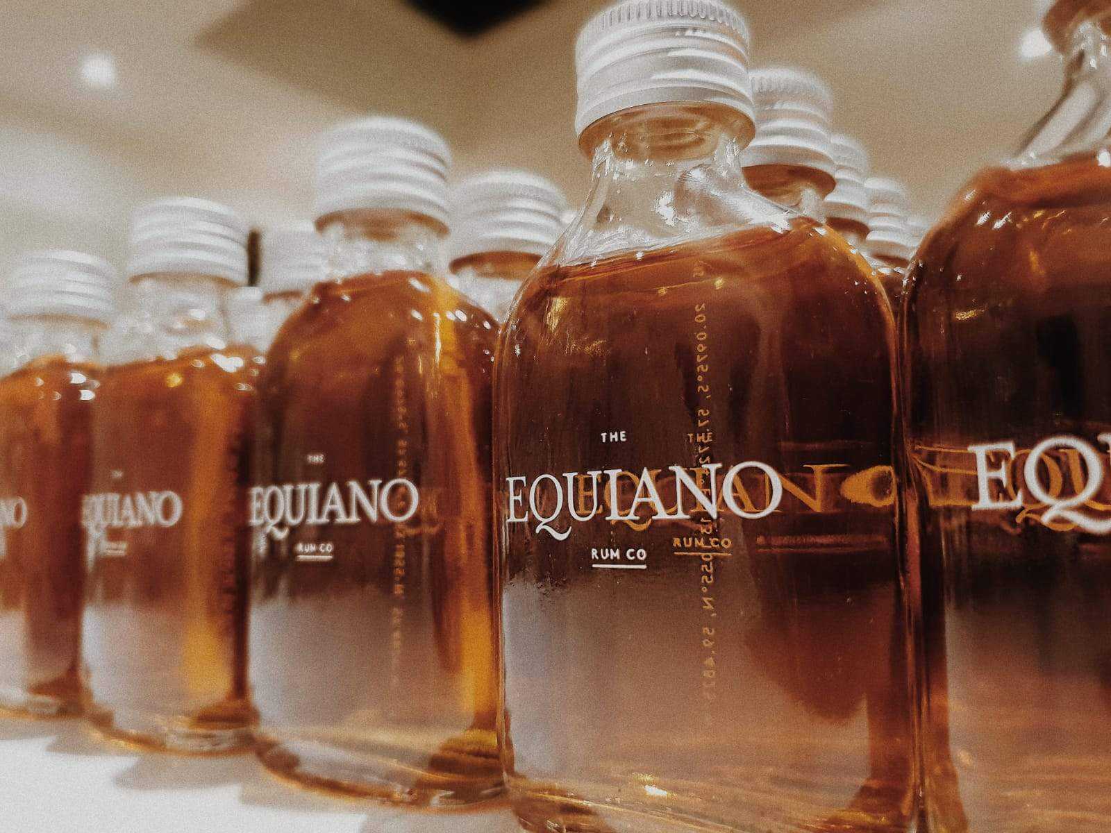 EQUIANO RUM MINI (50ML)