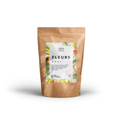 HEAL - Seasonal Cold & Flu Blend