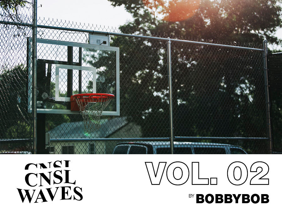 CNSL WAVES 02 - Bobbybob Live Mix