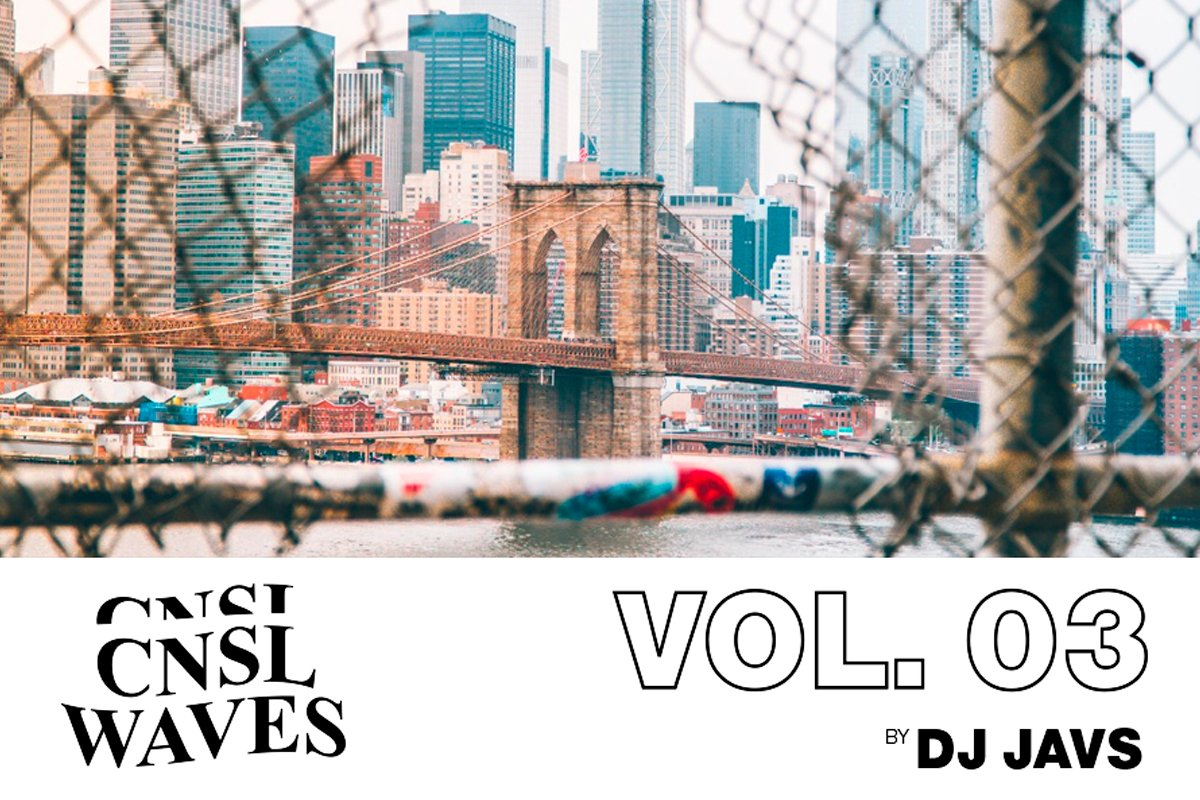 CNSL WAVES 03 - Dj Javs Live Mix