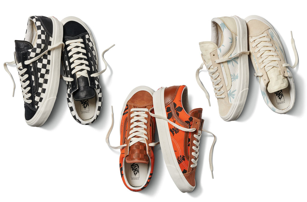 Modernica x Vans Vault Collection