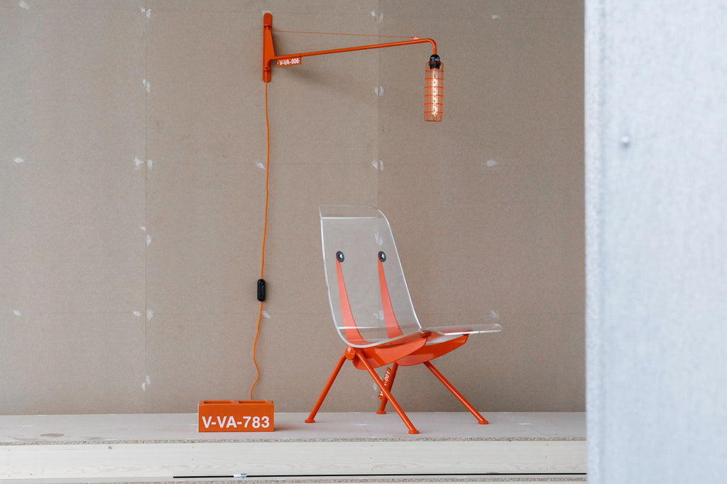 Virgil Abloh x Vitra Furniture Collaboration