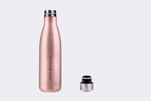 Cool Bottles Metallic Rose