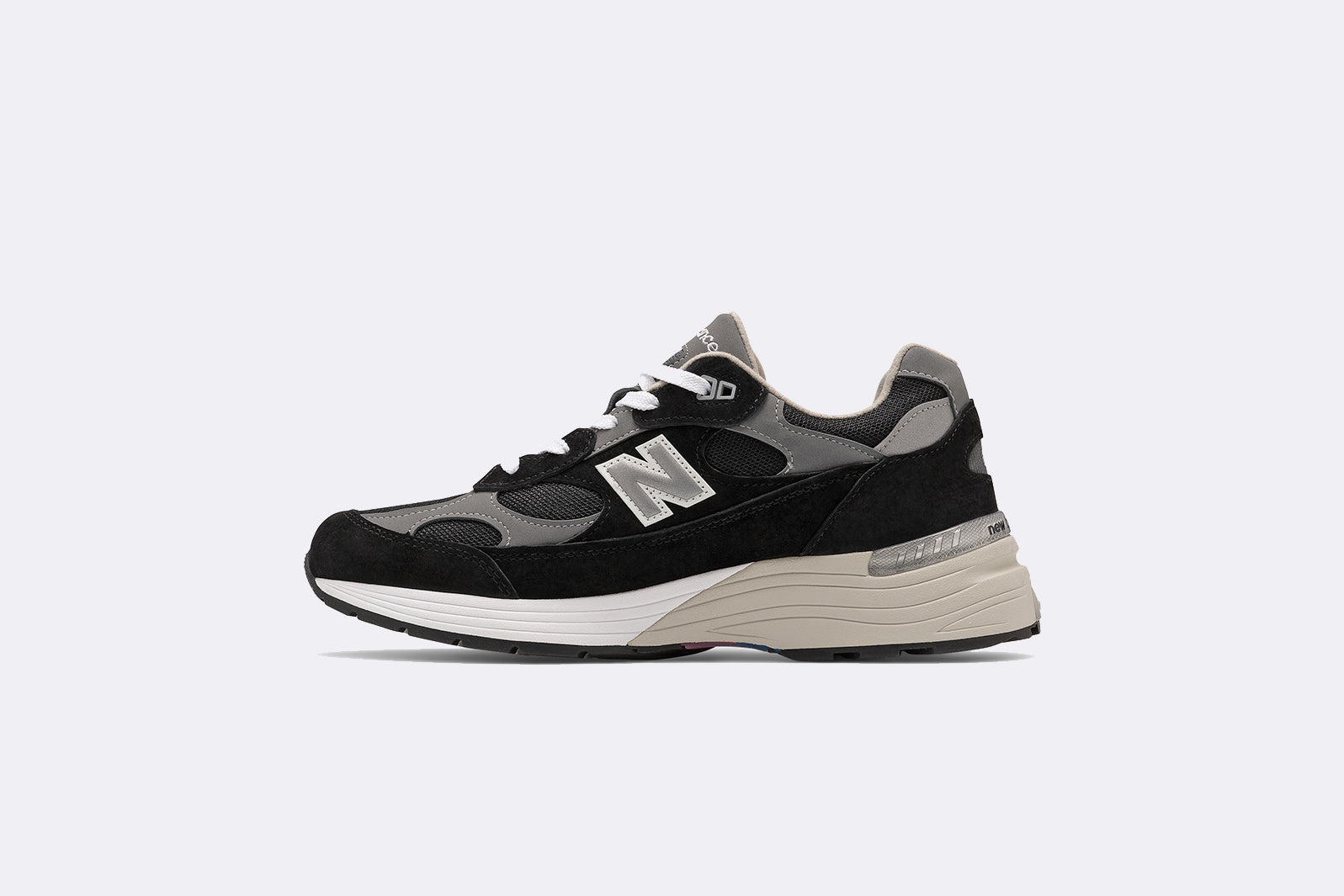 Buy online New Balance M992EB *Made in USA* in Black
