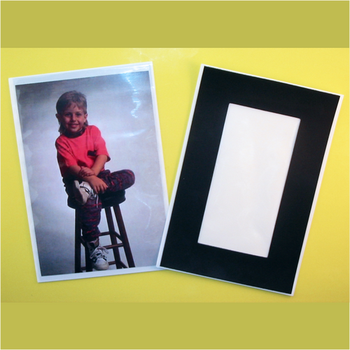 Magnetic Photo Frame Pockets 2 pk - Clever Fridge Magnets