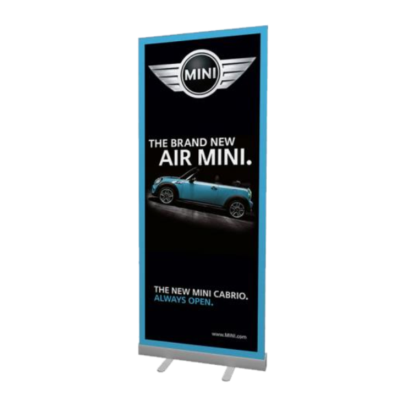 Pull Up Banners small - Clever Fridge Magnets