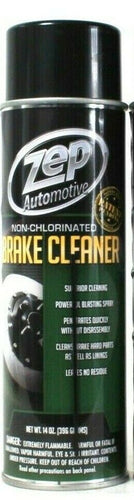 1 Can Zep Automotive 14 Oz Non Chlorinated Superior Brake Cleaner Blast Spray