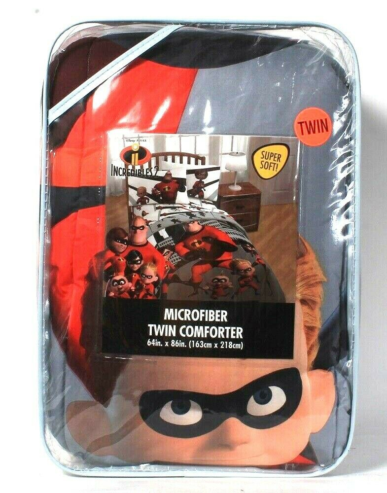 Jay Franco & Sons Disney Pixar Incredibles 2 Microfiber 64