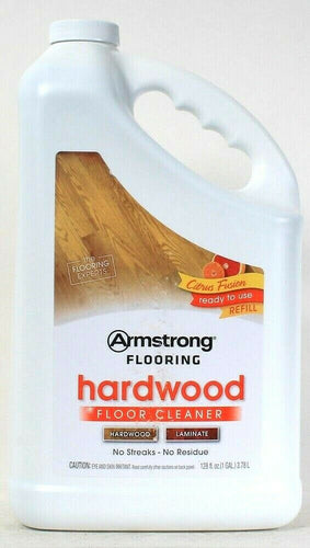 Armstrong 128 Oz Hardwood Laminate Citrus Fusion Ready Use Floor Cleaner Refill
