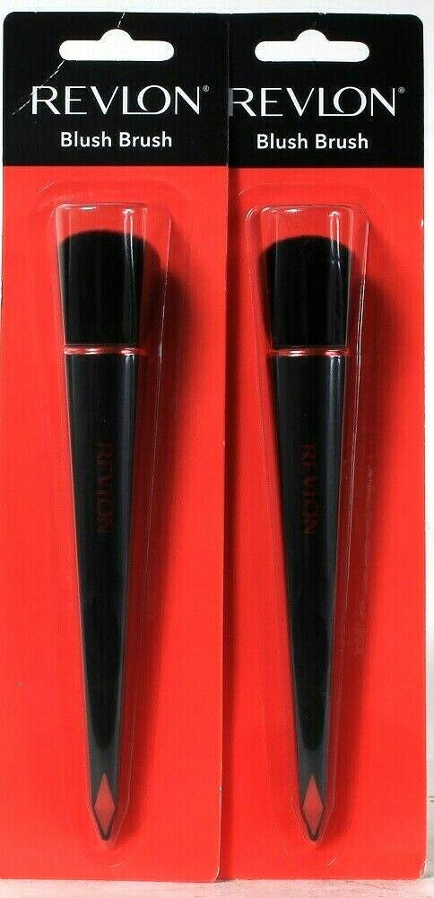 2 Count Revlon ExpertFX Diamond Grip Our Most Advanced Blush Brush Ever