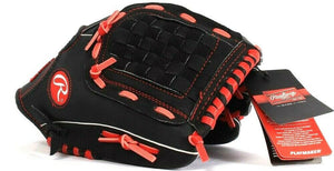 Rawlings Playmaker Series Leather Palm Basket Web PM120BSS 12in Baseball Glove
