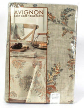 "Load image into Gallery viewer, 1 Count Bardwil Linens Avignon 60"" X 120"" Rectangle Seats 10 To 12 Tablecloth"