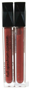 2 Count Covergirl 0.12 Oz Full Spectrum FS113 Felicia High Shine Lip Gloss Idol