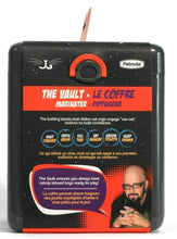 Load image into Gallery viewer, 1 Petmate Jackson Galaxy The Vault Store Infuse Toy With Catnip Sample Included