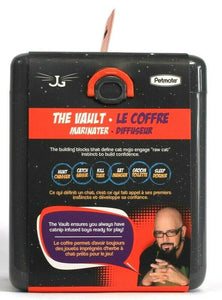 1 Petmate Jackson Galaxy The Vault Store Infuse Toy With Catnip Sample Included