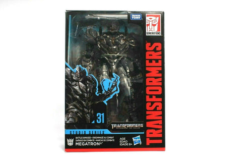 Takara Tomy Hasbro Transformers Generations Studio Series Battle Damage Megatron