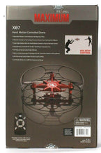Load image into Gallery viewer, 1 Count Maximum By Propel X07 Performance Grade RC Hand Motion Controlled Drone