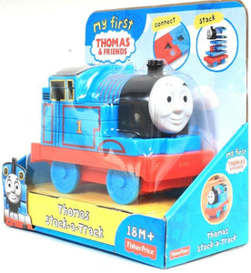Fisher-Price My First Thomas Stack A Track & Friends Match & Count 18 M & Up