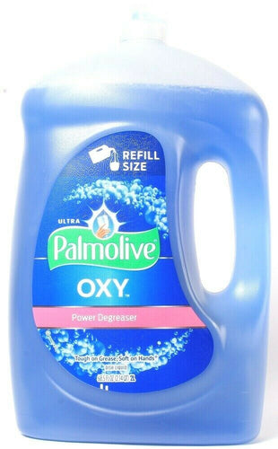 1 Count Ultra Palmolive Oxy Power Degreaser Refill Size Dish Liquid 68.50fl oz