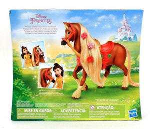 1 Hasbro Disney Princess Philippe Belle's Loyal Horse and Friend Ages 3 and Up