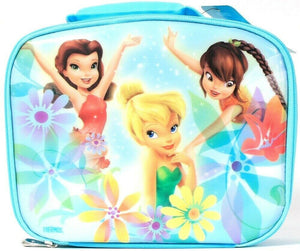 1 Thermos Disney Fairies 100% PVC Free Insulated Lunch Kit Ages 3 Years & Up
