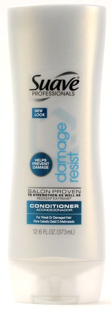 Suave Professionals Damage Resist Salon Proven To Strengthen Conditioner 12.6 Oz