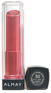 2 Ct Almay Smart Shade 0.09 Oz 50 Berry Light Medium Butter Kiss Lipstick