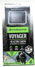 Load image into Gallery viewer, 1 Premier Active Voyager PGAC01 Waterproof HD Action Camera & Mounting Kit