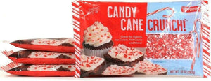 4 Bags Festival 10 Oz Peppermint Candy Cane Crunch Great For Baking Ice Cream