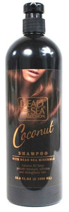 1 Dead Sea Collection 33.8 Oz Coconut Oil Moisturizing Strengthening Shampoo