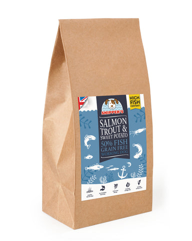Skipper's 50% Salmon & Trout Grain Free Complete Dog Food