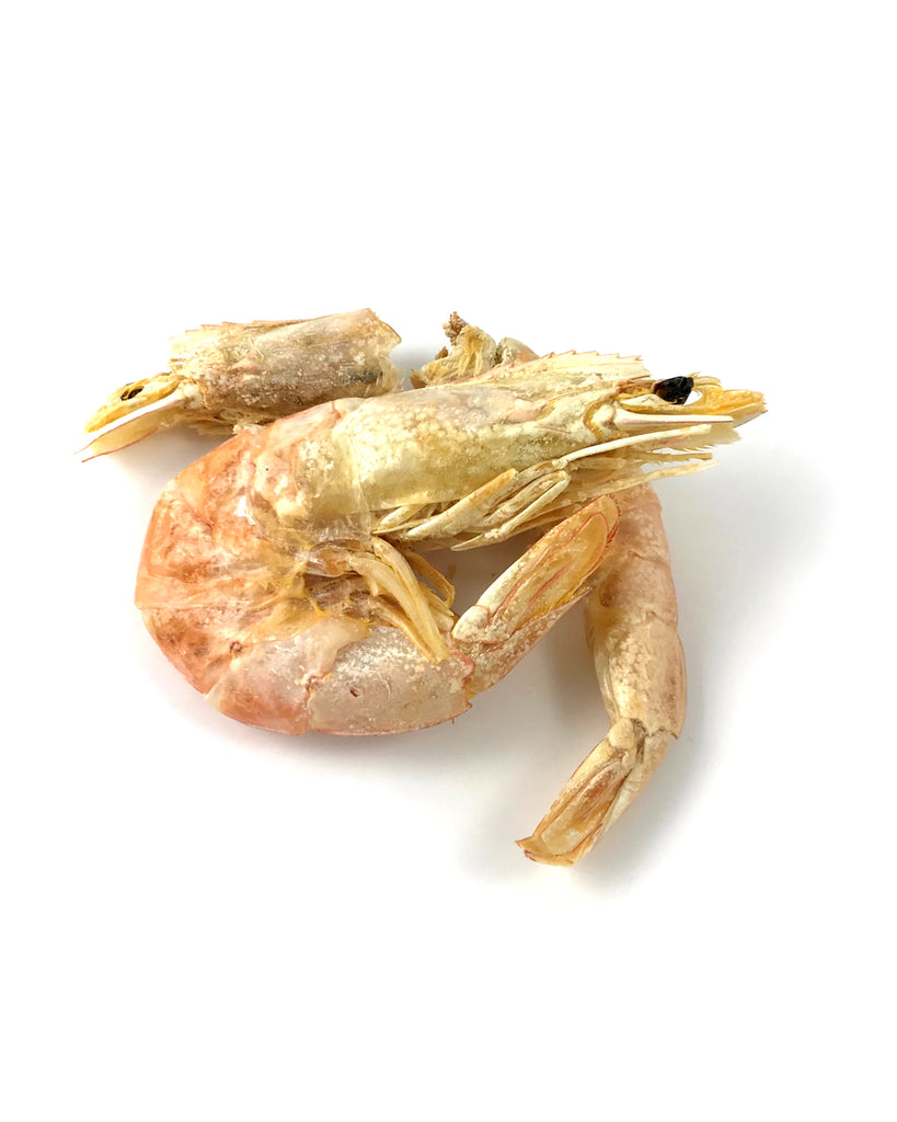 Large Shell-On Dried Prawns