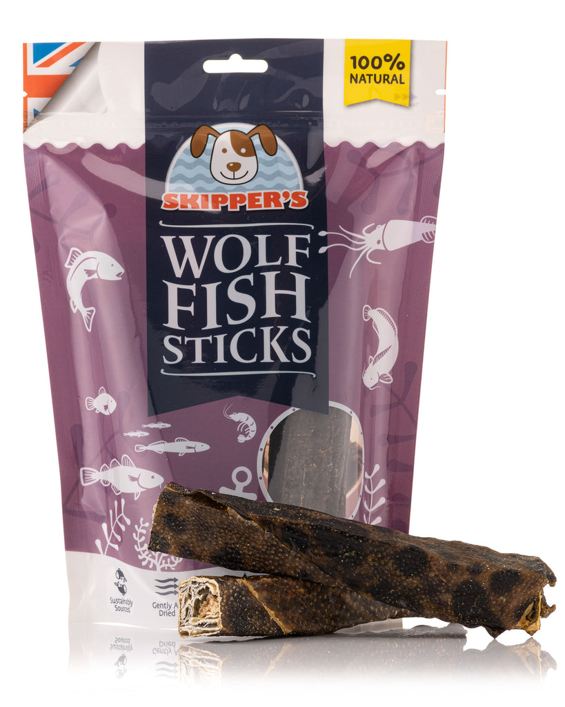 Wolf Fish Throw Sticks