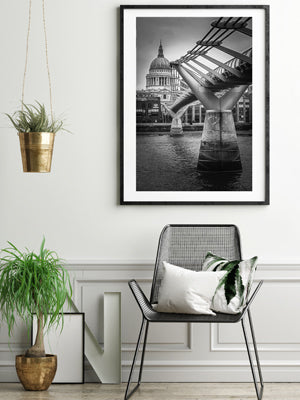 The Noir Collection - Mounted Fine Art Prints
