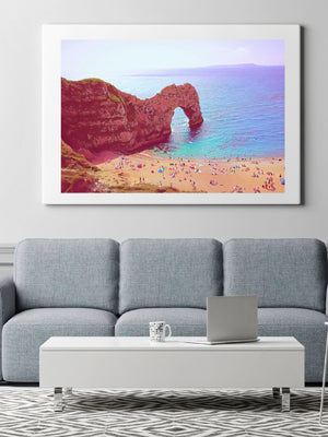 The Beach Life Collection - Mounted Fine Art Prints
