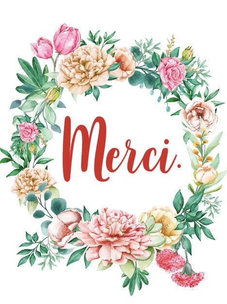 Merci tote bag - Thank you - Feminist bag - Environmentally friendly - Tote Bag UK -  Gift for Friend UK - Eco friendly gift -Katie Corcoran