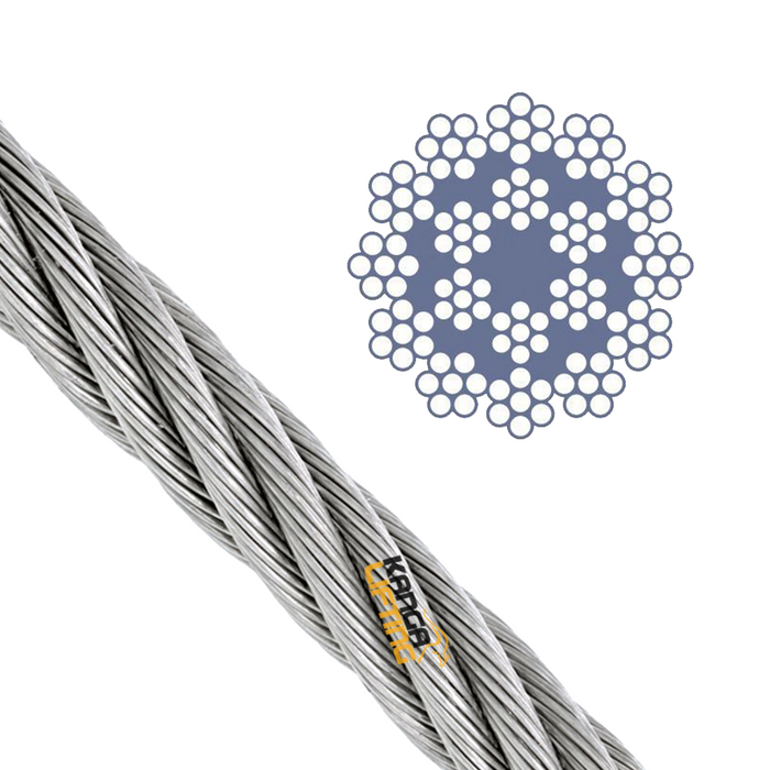Non-Rotating-Fibre-Core-Wire-Rope-18x17-wholesale-Kanga-Lifting
