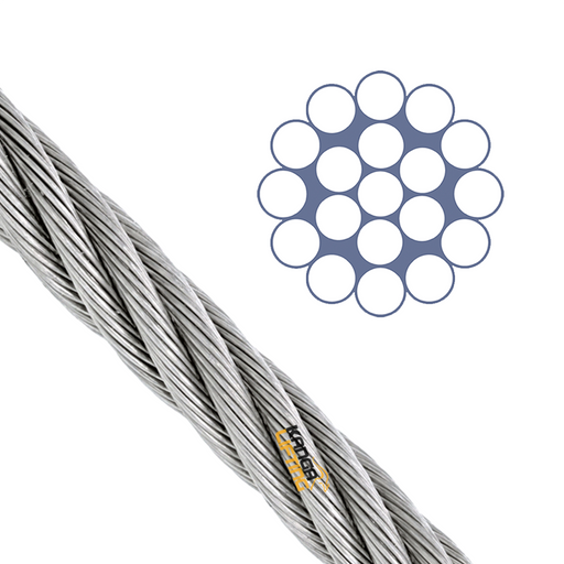 Stainless-Steel-Wire-Rope-1x19-wholesale-Kanga-Lifting